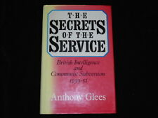 The Secrets of the Service: British Intelligence and Communist Subversion,1st ed