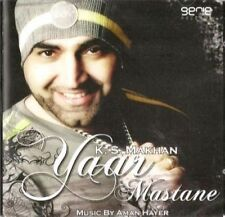 K S MAKHAN - YAAR MASTANE - NEW BHANGRA CD - FREE UK POST