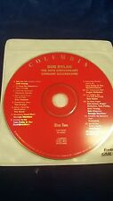 Bob Dylan - The 30th Anniversary Concert Celebration CD - NO ART NO CASE(B1)