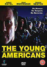 The Young Americans (DVD, 2009)