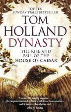 Dynasty: The Rise and Fall of the House of Caesar, Holland, Tom, New condition,