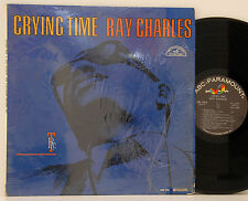 Ray Charles          Crying time       ABC-Paramount         NM  # 52