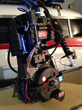 Ghostbusters Proton Pack Replica with Mattel Wand - Lights - Sounds - LOUD!!