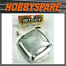 INTEGY T6799 ALLOY TYPE II ENGINE COVER SILVER FOR 1/5 HPI BAJA 5B 5T PARTS