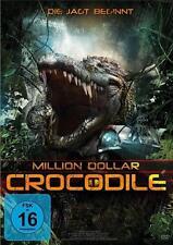 Million Dollar Crocodile - Die Jagd beginnt [DVD]-Neu! Geiles Monster Movie!!!