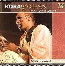 N`Faly Kouyate; Dunyakan-Kora Grooves From West Africa CD NEW