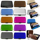 Aluminium Business ID Credit Card Pocket Wallet Holder Case Purse Box Waterproof