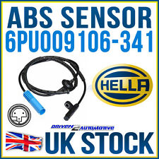 HELLA ABS WHEEL SPEED SENSOR FITS ZT 2.0 CDTi 11.02-07.05 Saloon