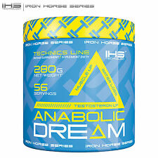 Anabolic Dream 280g Creatine Matrix Hormone Support Muscle Mass Growth Gain