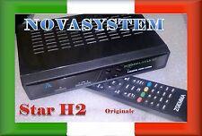 ZGemma Star H2 Combo DVB-S - DVB-T2 Enigma2  - NOVASYSTEM