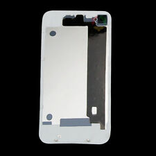 White Battery Back Cover Rear Glass Housing Replacement For iPhone 4 4G A1332