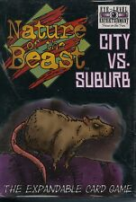 Nature of the Beast TCG City VS Suburb Starter Deck MINT Eye Level Entertainment