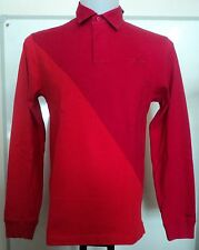 ARSENAL 2011/12 L/S RED COTTON POLO SHIRT BY NIKE SIZE SMALL BRAND NEW WITH TAGS