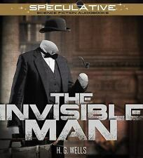 The Invisible Man by H. G. Wells (2014, CD, Unabridged)