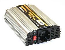 Convertidor de tensión MS 12V 600/1200 Vatios Inverter Inversor 600 W