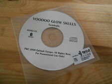 CD Punk Voodoo Glow Skulls - Symbolic (14 Song) Promo EPITAPH cd only