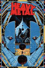 HEAVY METAL Mondo Poster - Regular - KILIAN ENG - Hand Numbered #/290
