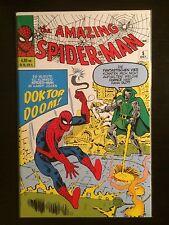 Amazing Spider-Man #5 Euro German Variant NM 1999 Dr Doctor Doom Lee Ditko