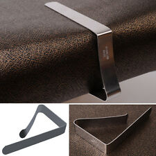 1PCS Stainless Steel Tablecloth Tables Cover Clips Holder Clamps Party Picnic