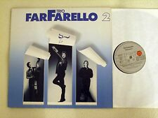 TRIO FARFARELLO - 2 LP Ariola Records 1986