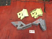 MG Midget, Austin Healey Sprite, Original Front Hood Hinges, Mattched Set, !!