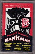 BLANKMAN - Original Soundtrack rare (1994) Cassette NEW