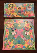 Rose Art No. 03061 POLLY POCKETS PARTY GAME polly pocket board game PARTS