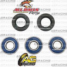All Balls Rear Wheel Bearing & Seal Kit For Kawasaki KX 85 2016 Motocross MX