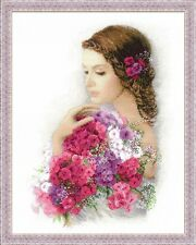 """Counted Cross Stitch Kit RIOLIS - """"Summer Delight"""""""