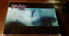 HARRY POTTER & THE GOBLET OF FIRE GRYFFINDOR MOTION CARD CASE TOPPER 1 of 2