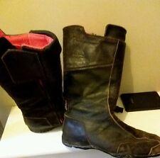 dkny ladies biker boots
