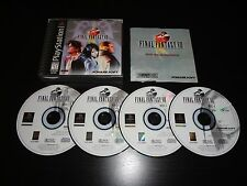 Final Fantasy VIII 8 Black Label PS1 Playstation Game Nice