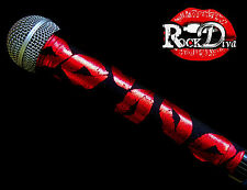 SPARKLE MICROPHONE COVER (ROCK DIVA)  BLING MICROPHONE COVER FOR CORDLESS MIC
