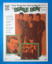 Beatles Original Magazine The Popular Song Book With The Beatle Beat Hansen 1963