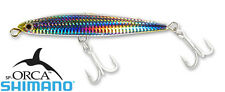 "Shimano Orca Lure Clear Silver 145mm 5.7"" 1.6oz"