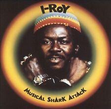 Musical Shark Attack by I-Roy (CD, Jul-2001, Frontline (USA))