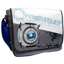 Portal 2 Wheatley Laboratories Messenger Bag - Officially Licensed Valve