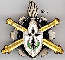 682 - MATERIEL - 69e C R D I