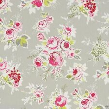 "2.6m/102"" rose garden pebble pvc wipe clean oilcloth protector TABLECLOTH CO"
