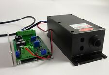 450nm 4000mW TTL Blue Laser Module/Build by 2pcs Nichia NDB7875 Diode/12V