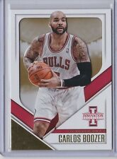 Carlos Boozer 2013-14 Panini Innovation Gold View Insert /10