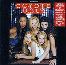 COYOTE UGLY - SOUNDTRACK / CD (CURB RECORDS 2000)