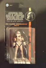 Star Wars-The Black Series Wave 3-Clon Comandante Neyo-Nuevo Y En Caja