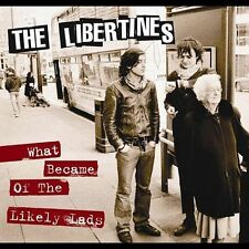 Libertines, What Became of the Likely Lads, Excellent EP, Single