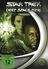 7 DVDs *  STAR TREK - DEEP SPACE NINE - Komplett Staffel 2 - MB  # NEU OVP +