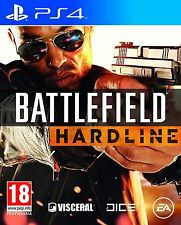 Battlefield: Hardline (Sony PlayStation 4, 2015)