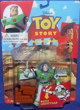 Disney Toy Story Buzz Lightyear Karate Chop Action New Factory Sealed 1995
