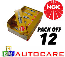 NGK Replacement Spark Plug set - 12 Pack - Part Number: BR7EF No. 3346 12pk