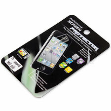 Clear Front and Back Professional Screen Protector Guard for Apple iPhone 4 4S