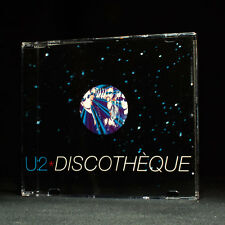 U2 - Discotheque - music cd EP